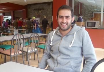 Portrait de Sakher