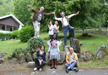 temps de pèlerinage ou de ressourcement, la Cité Saint-Pierre à Lourdes accueille des individuels, des familles ou des groupes