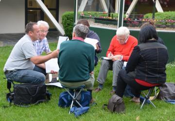 A la Cité Saint-Pierre à Lourdes, chacun peut participer à des temps d'échanges et de partage