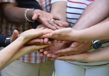 Mécénat et partenariat : quand on ouvre nos mains… avec et pour la Cité Saint-Pierre à Lourdes