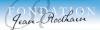 Logo fondation Jean Rodhain