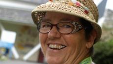 Françoise, pèlerine Voyage de l'Espérance, délégation Allier